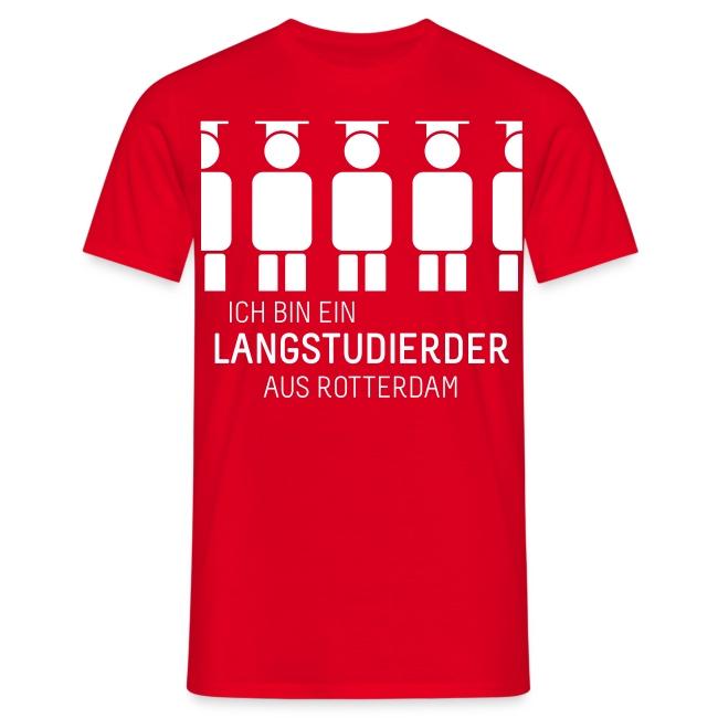 aus Rotterdam (Shirt - Heren)