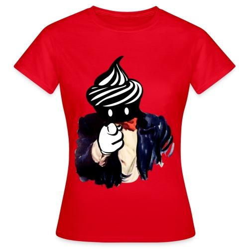 T-shirt Oncle Creamy Femme - T-shirt Femme