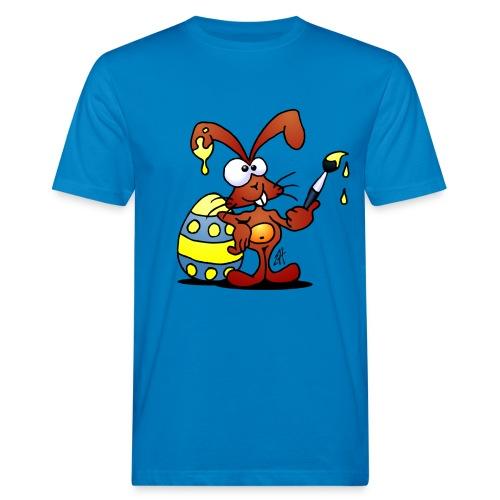 Easter Bunny - Men's Organic T-Shirt