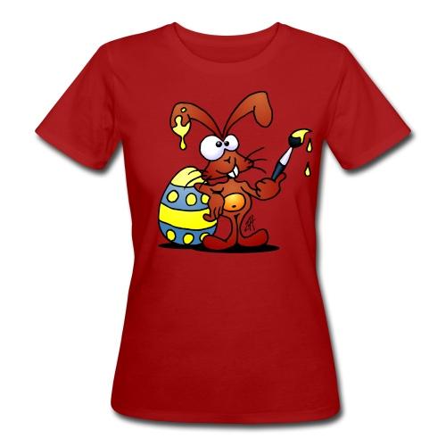 Easter Bunny - Women's Organic T-Shirt