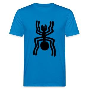 Nazca Spider Herren-Organic-Shirt - Männer Bio-T-Shirt