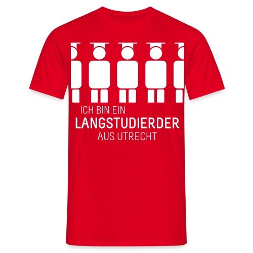 aus Utrecht (Shirt - Heren) - Men's T-Shirt