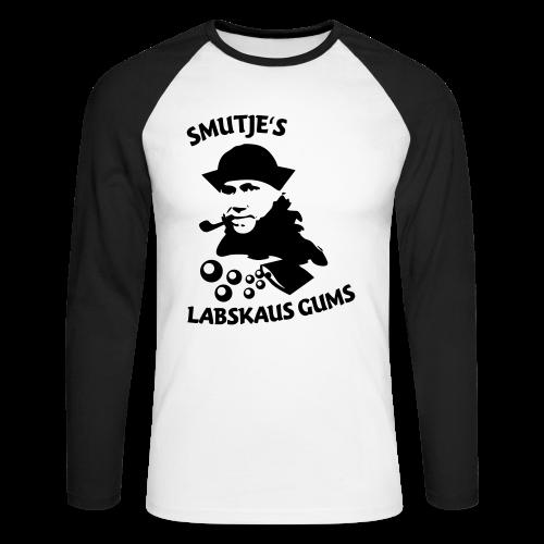 langarm shirt smutjes labskaus gums - Männer Baseballshirt langarm