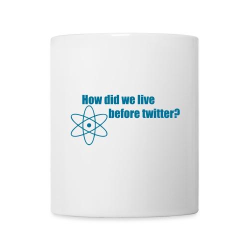 How did we live (The Big Bang Theory) mok - Mok