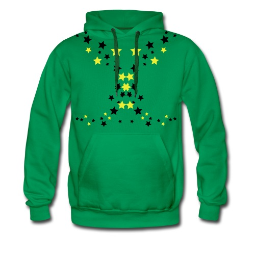 Mens star hoodie - Men's Premium Hoodie