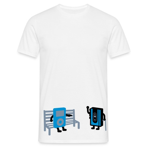 Technologies in nursing homes - Men's T-Shirt