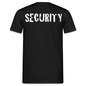 NEW 2011 !!! security  - T-shirt Homme