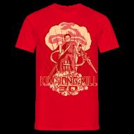 T-Shirts ~ Men's T-Shirt ~ Hail To The Kim, Baby! Men's Tee