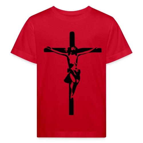 Jesus Bio T-Shirt Für Kinder - Kinder Bio-T-Shirt