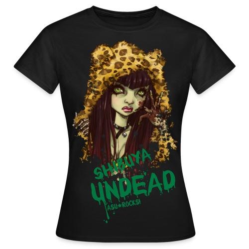 SHIBUYA UNDEAD punkish classic - Frauen T-Shirt