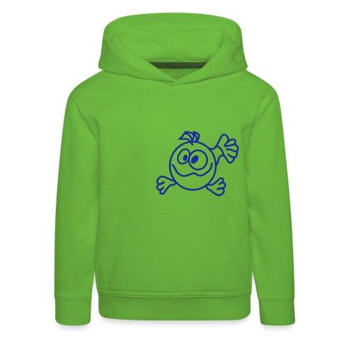 Kinderkapuzenpulli foolfish - Kinder Premium Hoodie