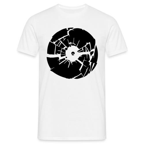 vinyle  - T-shirt Homme