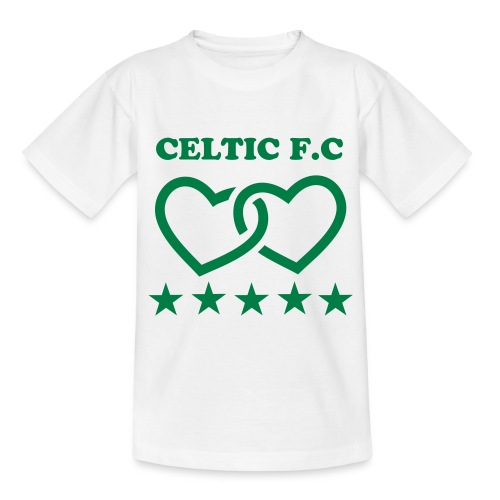 CelticHeart - Kids - Teenage T-Shirt