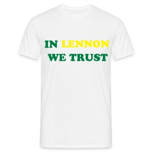 LennonTrust - Guys - Men's T-Shirt