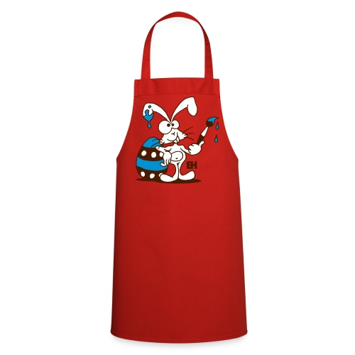 Easter Bunny - Cooking Apron
