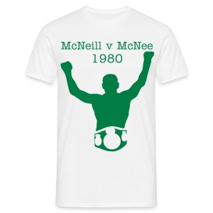 McNeillMcNee3 - Men's T-Shirt