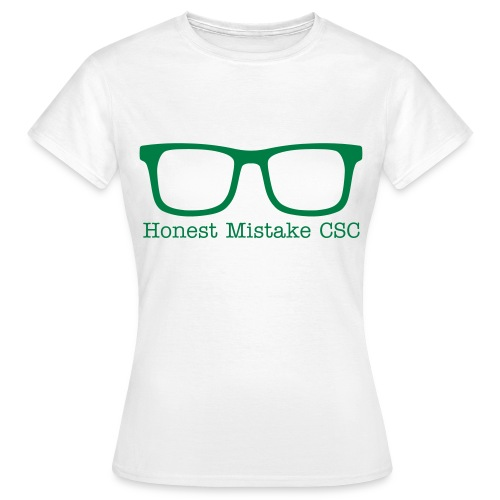 Honest-Ladies - Women's T-Shirt