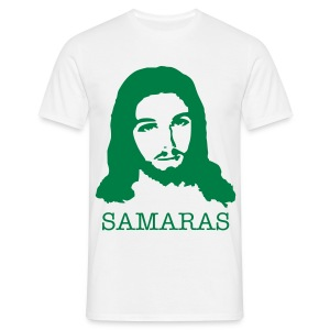 Samaras-White - Men's T-Shirt