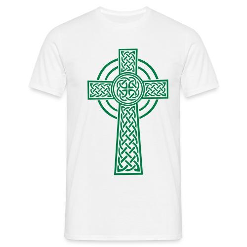 celtic-cross2 - Men's T-Shirt