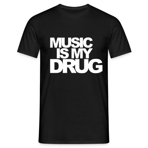 drug m - Koszulka męska