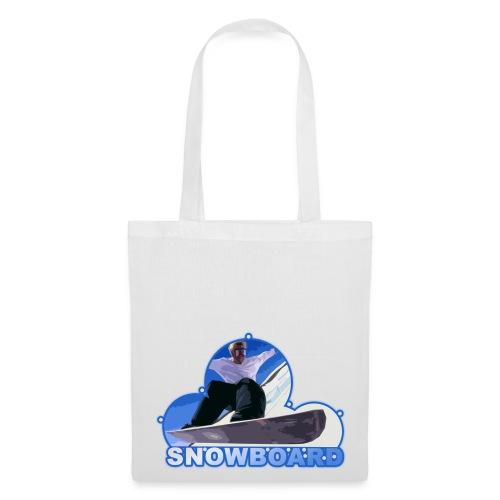 sac snowboard - Tote Bag