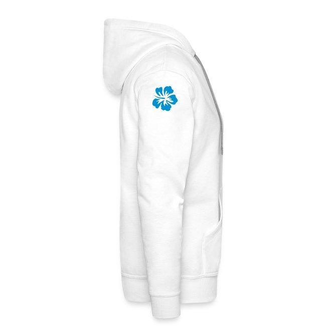Arti Kapuzenpulli blaues Logo