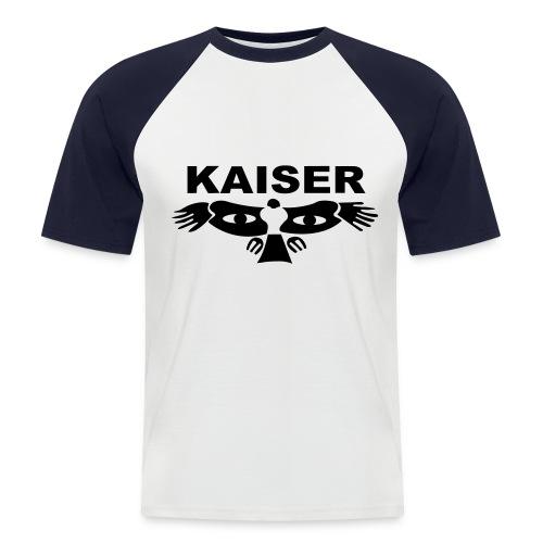 Agle prussien modifié01 - T-shirt baseball manches courtes Homme