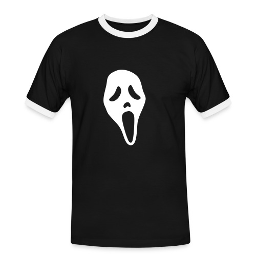 The Scream - Men's Ringer Shirt