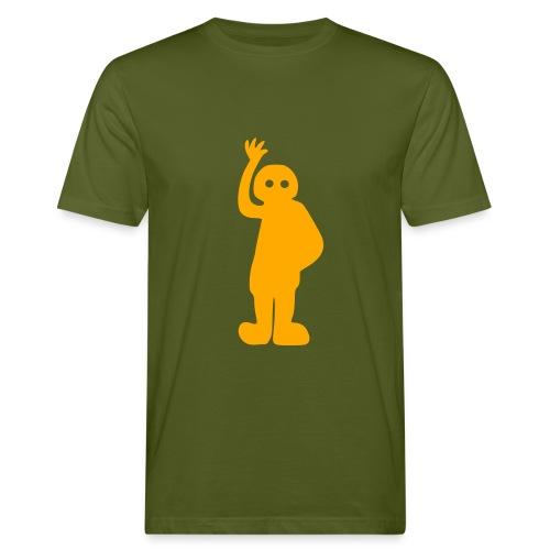 Nazca Astronaut Männer Organic T-Shirt - Männer Bio-T-Shirt