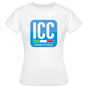 T-shirt ICC 2011 - T-shirt Femme