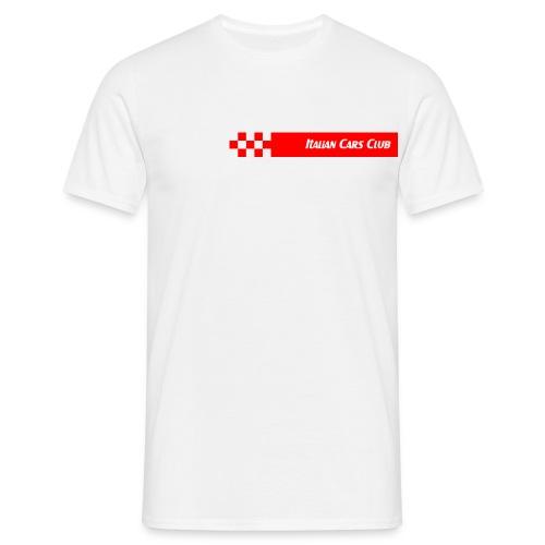 T-shirt Italian Cars Club - T-shirt Homme