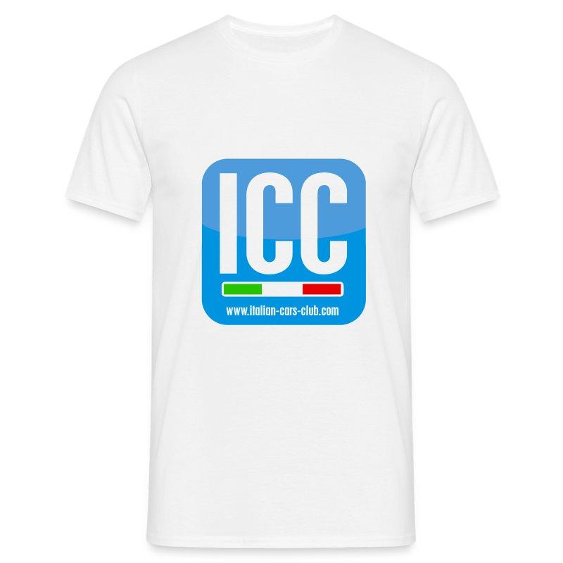 T-shirt ICC 2011 - T-shirt Homme