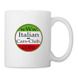 Tasse ICC.com - Mug blanc