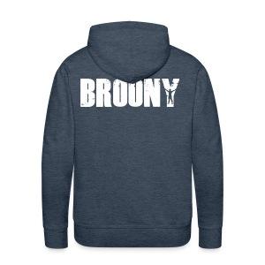 Broony - Men's Premium Hoodie