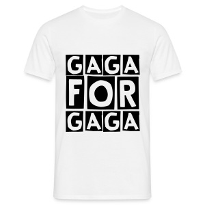 gaga for gaga (M) - Men's T-Shirt