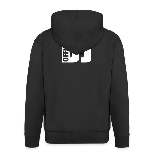 Official DJ - Veste à capuche Premium Homme