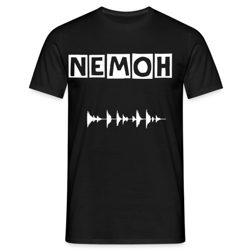 Nemoh signs wave 2 - T-shirt Homme