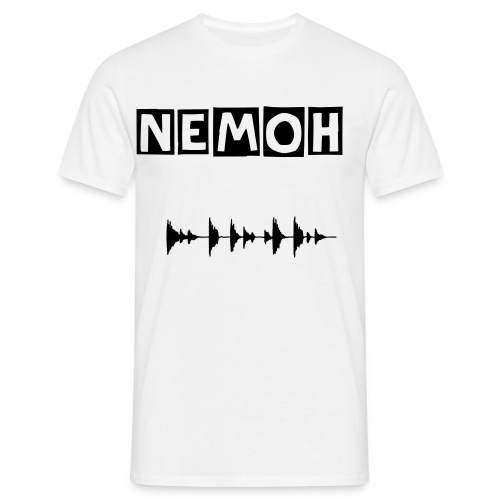 Nemoh signs wave 1 - T-shirt Homme