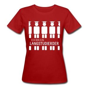 Klimaatneutraal (Shirt - Dames) - Women's Organic T-shirt
