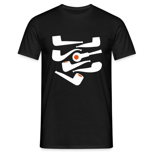 Italian Pipes - Men's T-Shirt