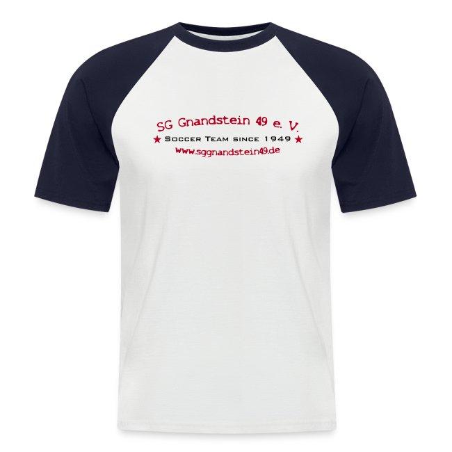 SoccerTeam - Baseballshirt