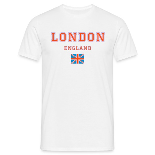 London England T-Shirt - Men's T-Shirt