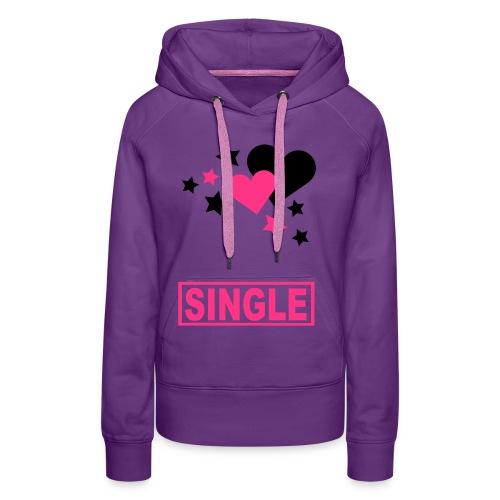 one chance (single) - Women's Premium Hoodie