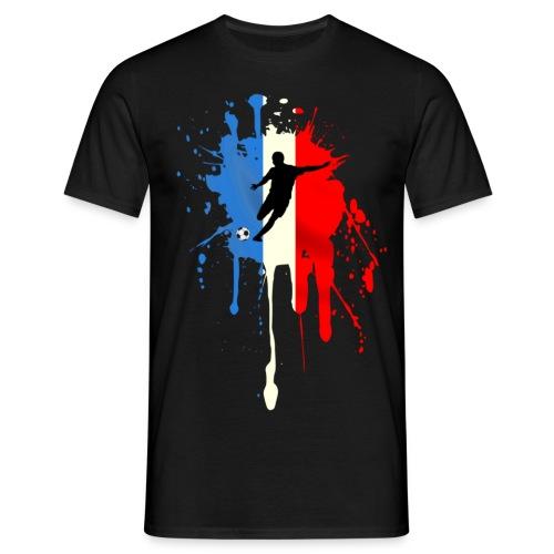 Football France T-shirt - Men's T-Shirt