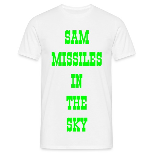 Sam Missiles - Men's T-Shirt