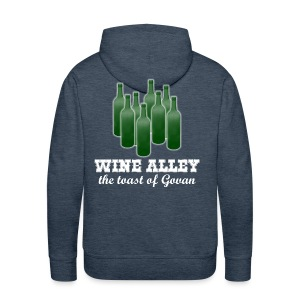 Wine Alley - Men's Premium Hoodie