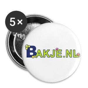 Bakje buttons - Buttons klein 25 mm