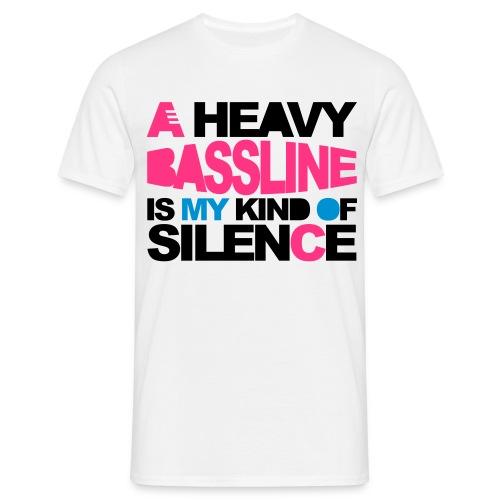 Mannenshirt 'Music is my drug' - Mannen T-shirt