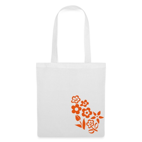 Flower Bag - Tote Bag