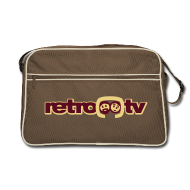 Taschen & Rucksäcke ~ Retro Tasche ~ retro-tv Tasche